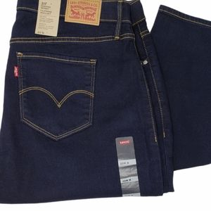 Levi's 311 Shaping Skinny Jeans New Size 20w